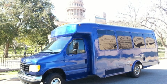 New Braunfels TX Limo Buses