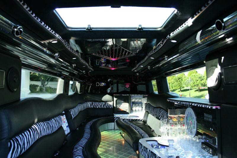 White-Hummer-Interior-1